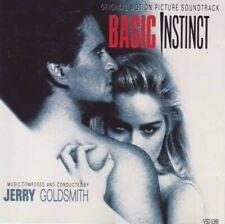 Soundtrack - Basic instinct (Jerry Goldsmith) CD
