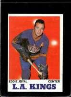 1970-71 TOPPS #39 EDDIE JOYAL EX KINGS  *X2082