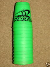 GREAT WSSA Speed Stacks - 12 competition cups + carrying bag - blue