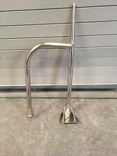 LIFE LINE STANCHION WITH MOUNTING BASE