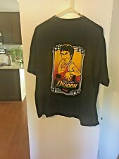 Rufnek Black TShirt 4XL The Last Dragon
