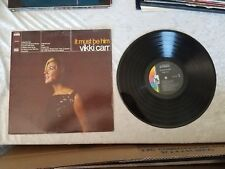 Vikki Carr - It Must Be Him LP Record Ships in 24 hours!
