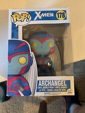 X Men FUNKO POP MARVEL Archangel # 178