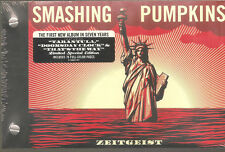 "Smashing Pumpkins ""Zeitgeist"" Limited Edition CD BOOK SEALED"