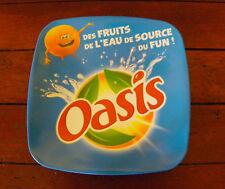 CENDRIER OU DESSOUS DE PLAT OASIS ASHTRAY OR BELOW FLAT OASIS