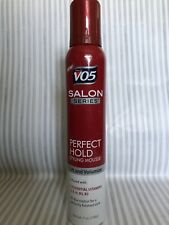 Vo5 Salon Series Perfect Hold Styling Mousse Vitamin Infused Lift & Volume 7oz