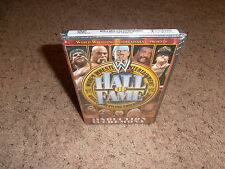 HALL OF FAME 2004 INDUCTION CEREMONY BRAND NEW FACTORY SEALED wwe wrestling dvd