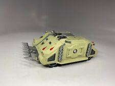Warhammer 40k - Space Marines - Rhino - Rogue Trader Era - Plastic