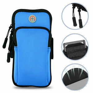 Sports Armband Phone Holder Arm Band Case Gym Running Pouch Jogging Exercise Bag