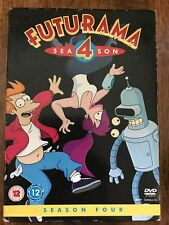 Futurama - Temporada 4 ~ Culto Animación TV Comedia Series GB DVD BOX SET