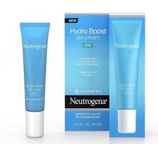 Neutrogena Hydro Boost Hydrating Gel Eye Cream with Hyaluronic Acid New In Box