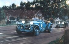 LIMITED EDITION PRINT SPIRIT OF LE MANS BY NICHOLAS WATTS