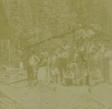 Original Antique Photographs California Working men (copy 2)