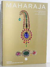 MAHARAJA India Royal Courts Jewels Jewelry Metalwork Furniture More Asian Art