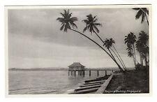 Tanjong Katong - Singapore Photo Postcard c1940s