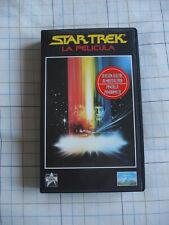 """STAR TREK - """"LA PELICULA""""  VHS"""