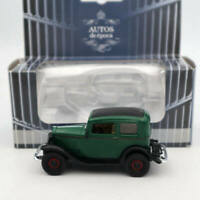 AUTOS de epoca 1:43 Opel P4 1935-37 Diecast Toys Models Car Collection Gift
