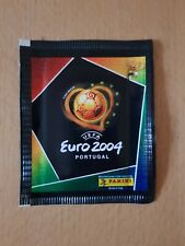 Panini Tüte Euro 2004 MEGA RARE SELTENE vertikale Version ungeöffnet Ronaldo? EM