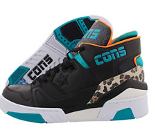Converse ERX 260 MID (Black/Rapid Teal/Orange) (Size 10)