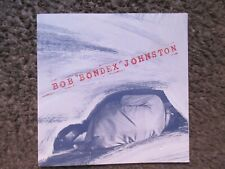 "BOB ""BONDEX"" JOHNSTON ""DROP OUT+TV""+""BOB ""BONDEX"" JOHNSTON"" NOISE/PUNK 7"" NM OOP"