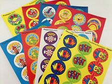 Scratch and Sniff Stickers - Praise Words GREAT FOR TEACHERS (60 pack)