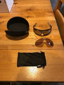 poc cycling sunglasses: poc blade with spare lenses new without tags