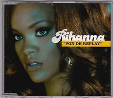 Rihanna - Pon De Replay - CD (9884701 Def Jam 4 x Track Australia)