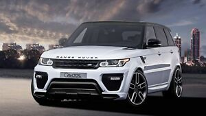 Caractere Exclusive Body Kit for RANGE ROVER SPORT