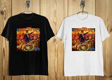 HOT Elton John Captain Fantastic Logo Men's Clothing Black T Shirt Size S-3XL