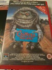 CRITTERS - RCA/COLUMBIA - VHS - BIG BOX - EX RENTAL