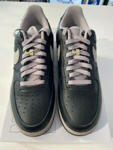 Nike Air Force 1  - 1D Black / Grey Size 10 NEW With Box