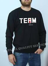"I FOUND THE ""I"" IN TEAM Sweatshirt Jumper Funny Gift Team Work Present Sports"