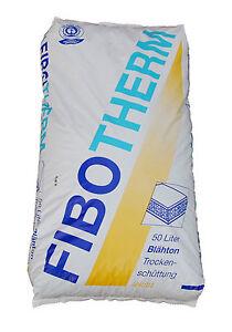FIBOTHERM Trockenschüttung leicht 4-8 mm aus Blähton 50 l/Sack Schüttung
