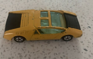 TOMICA TOYOTA EX7 1/62 SCALE MADE IN JAPAN 1974