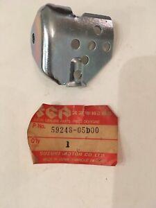SUZUKI BRAKE HOSE COVER FRONT FORK RM125,250,RMX 250 1989-96