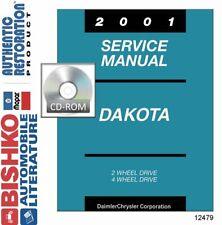 OEM Digital Repair Maintenance Parts Book CD Dodge Truck All Models 1963-1968