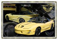 2000 00 Pontiac Trans Am WS6 Poster Print