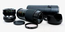 Olympus PEN OM Panasonic LUMIX Micro 4/3 DSLR 70 210mm 420mm ZOOM lens EPL DMC