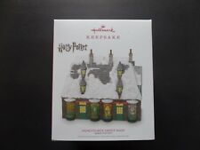 HALLMARK HARRY POTTER - HONEYDUKES SWEET SHOP HOUSE - ORNAMENT 2018 NEW IN BOX
