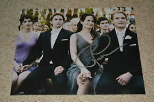 PETER FACINELLI signed Autogramm In Person 20x25 cm TWILIGHT