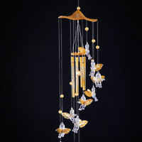 """Guardian Angel"" Wind Chime"