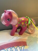Vintage G1 My Little Pony Twice As Fancy Up Up And And Away Refurbished