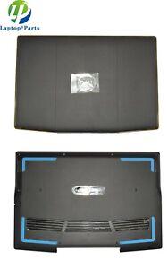 New For Dell G Series G3 15 3590 LCD Rear Back Cover & Bottom Case 0747KP 0G4V93