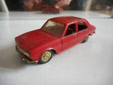Norev Peugeot 504 in Red on 1:43