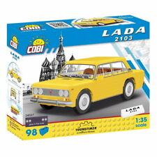 Cobi 24527 Lada 2103 UDSSR 1:35 gelb 98 Teile