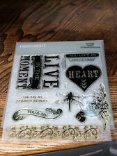 Close to My Heart D1591 Skylark Scrapbooking Workshop Stamp Set