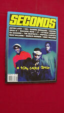 Anton LaVey-Seconds Magazine #27 with A Tribe Called Quest 1994