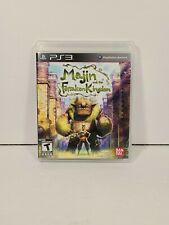Majin and the Forsaken Kingdom (Sony PlayStation 3, 2010) PS3 - Complete
