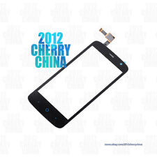 """Black For ZTE Majesty Pro Z798BL 4.5"""" New Touch Screen Digitizer (NO LCD)"""