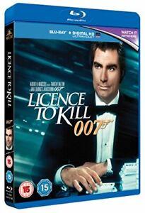 LICENCE TO KILL BD - DIGITAL HD UV [DVD][Region 2]